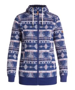 Roxy | Frost Printed Zip-Up Technical Hoodie