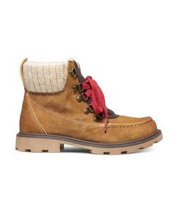 Roxy | Creston Lace-Up Boots