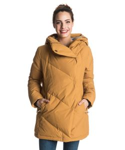 Roxy | Стеганая Технологичная Куртка Abbie