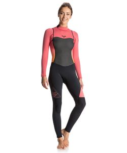 Roxy | Syncro 3/2mm Back Zip Full Wetsuit