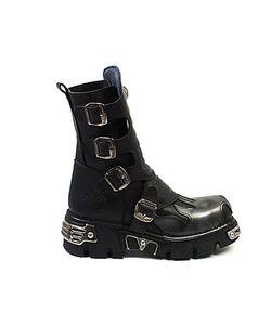 New Rock | Ботинки Мужские