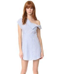 re:named | Асимметричное Платье Oxford