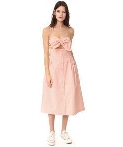 Sea | Платье С Вырезами И Завязками Спереди