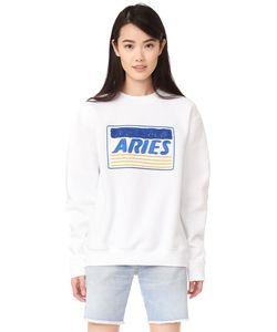 Aries | Толстовка С Вышивкой В Виде Кредитной Карты