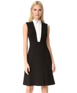 Lela Rose | Платье-Рубашка Без Рукавов