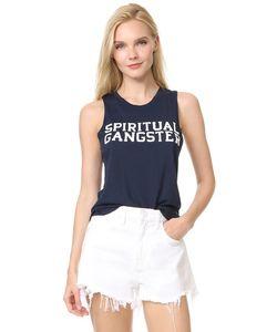 Spiritual Gangster | Топ Без Рукавов Sg Varsity