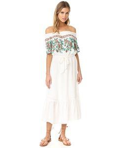 Line & Dot   Платье С Вышивкой Flor