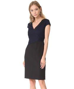 Diane Von Furstenberg   Платье С Окаймленным V-Образным Вырезом