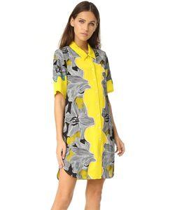 3.1 Phillip Lim   Платье С Цветочным Рисунком Surf