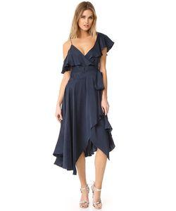 Zimmermann | Асимметричное Платье-Халат