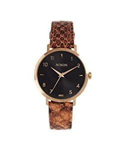 Nixon | Arrow Leather Watch 34mm