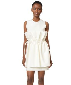 MSGM | Платье Без Рукавов С Завязками