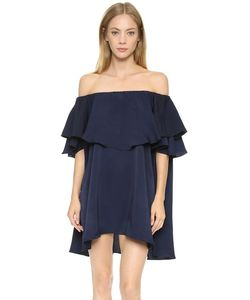 MLM LABEL | Платье Maison С Открытыми Плечами