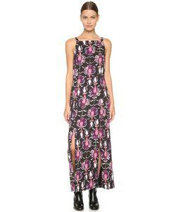 Wes Gordon | Платье С Двумя Разрезами