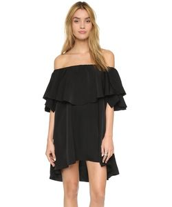 MLM LABEL   Платье Maison С Открытыми Плечами