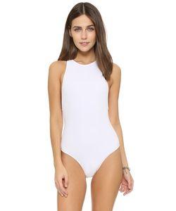 OYE Swimwear | Сплошной Купальник С Молнией На Спине
