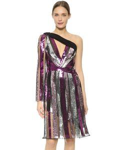 Rodarte | Платье На Одно Плечо С Блестками