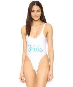 Private Party | Сплошной Купальник Bride