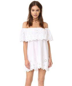 Miguelina | Платье Agnes С Открытыми Плечами