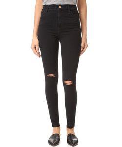 Joe'S Jeans | Джинсы-Скинни Bella С Высокой Посадкой