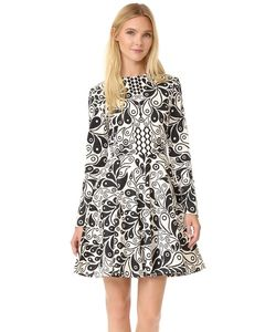 Holly Fulton | Платье Kiki С Длинными Рукавами