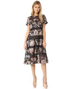 Zimmermann | Роскошное Миди-Платье Bell