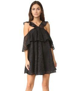 Cynthia Rowley | Кружевное Платье-Трапеция