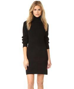 525 America | Платье-Свитер Из Толстого Гладкого Хлопкового Трикотажа