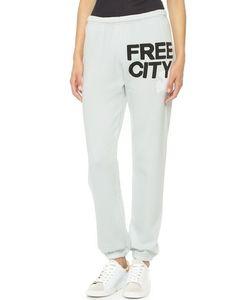 Free City | Очень Легкие Спортивные Брюки