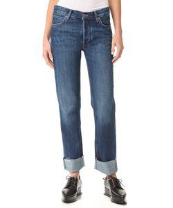 Mih Jeans | Джинсы С Отворотами Phoebe