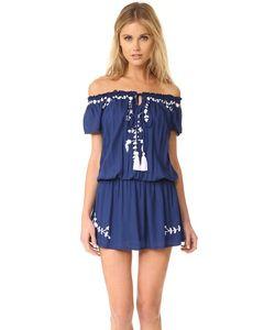 Tiare Hawaii | Платье С Открытыми Плечами Tulum С Вышивкой