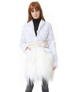 Rodarte | Белое Пальто