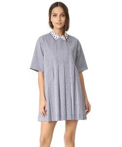 Maison Kitsune | Плиссированное Платье Sara