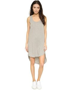 Wilt | Платье Без Рукавов С Овально-Вырезанным Низом