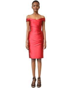 Monique Lhuillier | Платье С Открытыми Плечами