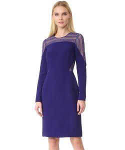 J. Mendel | Платье С Длинными Рукавами И Округлым Вырезом