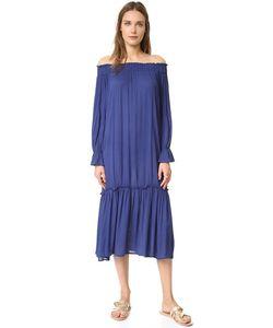 re:named | Миди-Платье С Открытыми Плечами