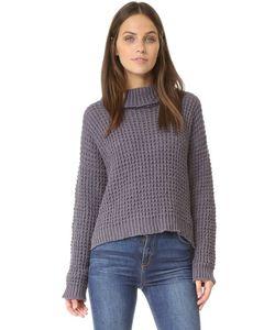 Tejido | Пуловер С Вафельной Текстурой