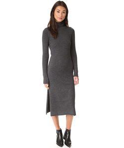 Line | Приталенное Платье С Прямой Юбкой