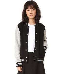 Marc Jacobs | Куртка В Студенческом Стиле