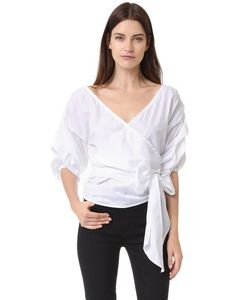 MLM LABEL | Рубашка Salo С Запахом