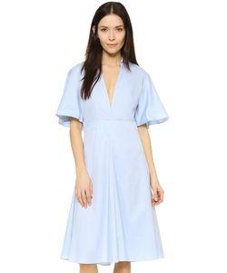 Shakuhachi | Платье-Рубашка Frenchy С Расклешенной Спиной