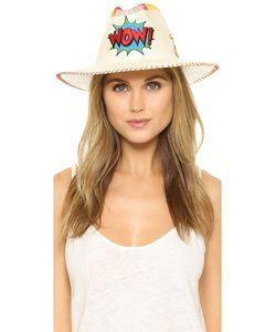 Sara Designs | Шляпа С Нашивками