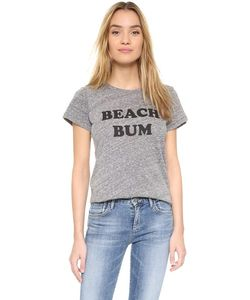A Fine Line | Футболка Hastings С Надписью Beach Bum