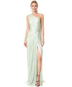 Maria Lucia Hohan | Вечернее Платье С Открытым Плечом