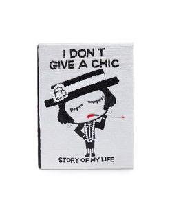 MUA MUA | Клатч-Книжка I Dont Give A Chic