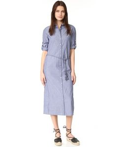 Thayer   Платье-Рубашка Средней Длины