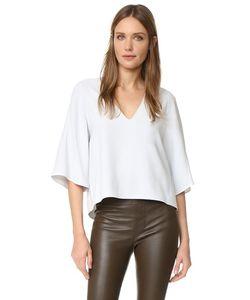 Helmut Lang | Блуза С Глубоким V-Образным Вырезом