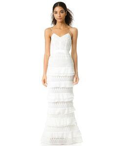 SELF-PORTRAIT | Многоуровневое Вечернее Платье Penelope