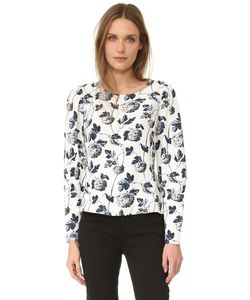 Club Monaco | Etheline Printed Top